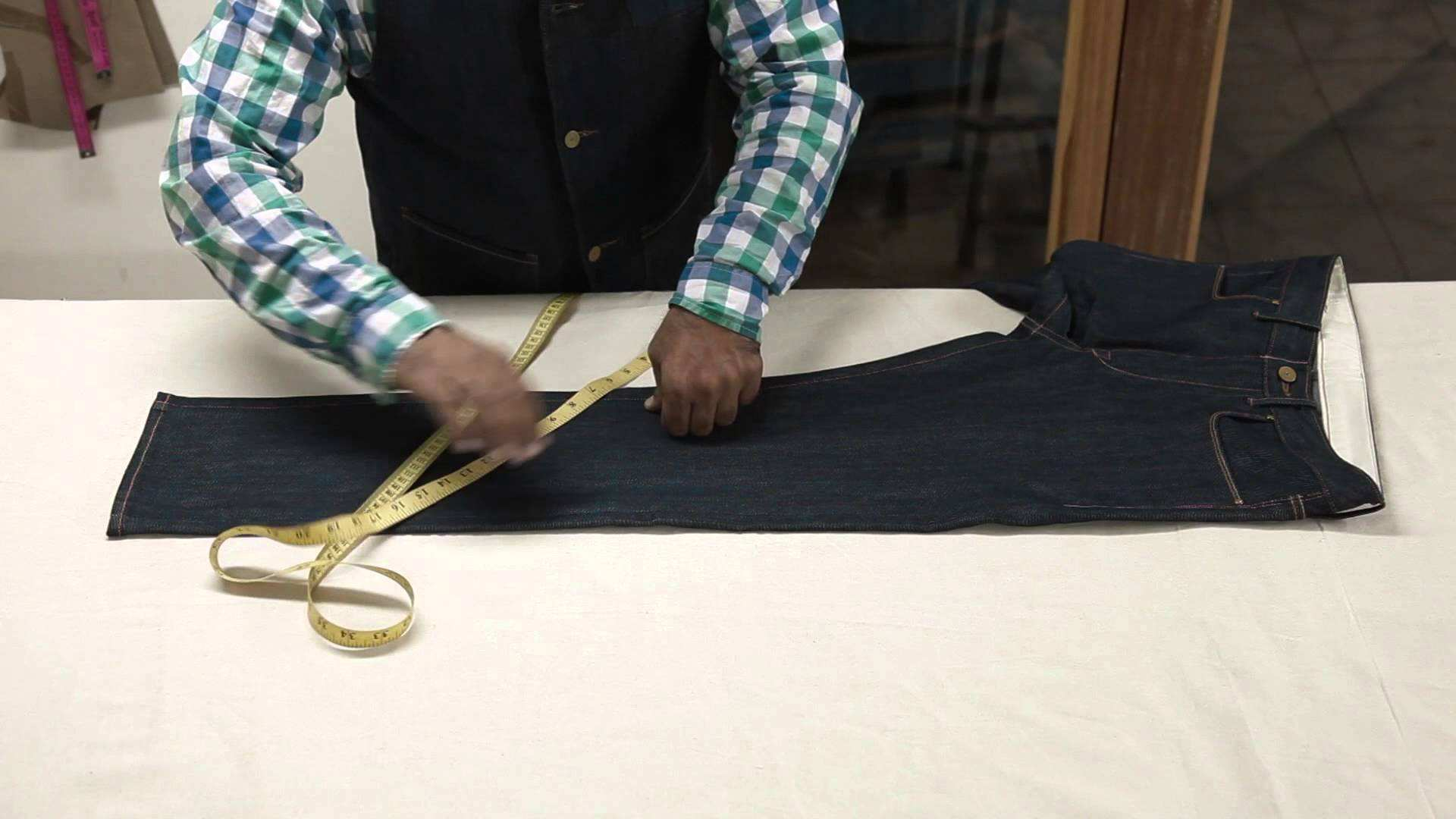 How To Measure Your Best Pair Of Jeans