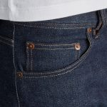 Selvedge Denim Pocket Texture