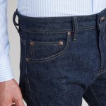 Selvedge Denim with Great Fit