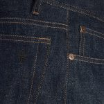 Raw Salvage Jeans texture