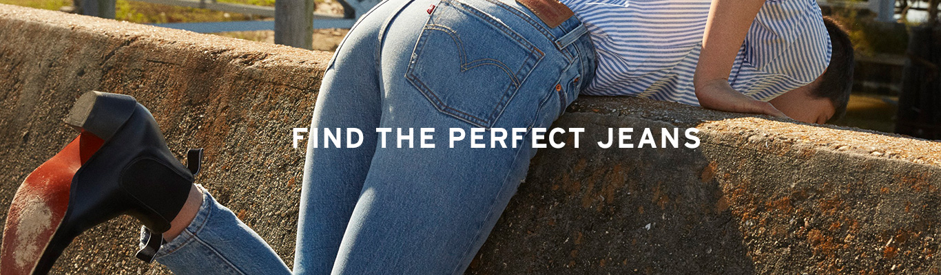 How to choose and style up a blue jeans.