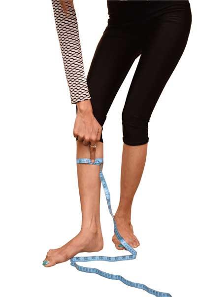 Body Calf Measurement