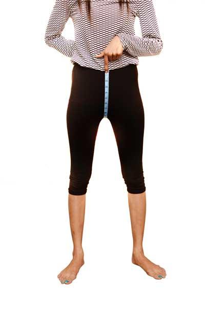 Body Crotch Measurement