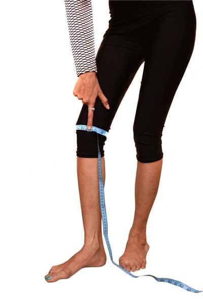 Body Knee Measurement