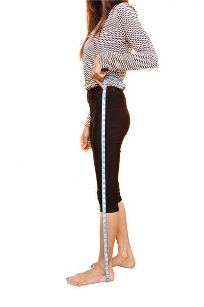 Body Length Measurement