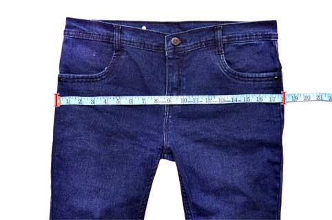 Garment Hip Measurement